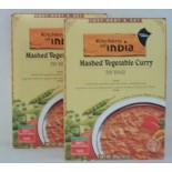 [Kitchens Of India] Indian Food Soups, Ramens, Chilis Pav Bhaji, Mashed Vegetable Curry