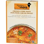 [Kitchens Of India] Indian Food Macrobiotic Products Paste For Chicken Curry
