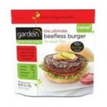 [Gardein] Meat-Free Entrees Beefless Burger, Ultimate
