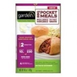 [Gardein] Meat-Free Pocket Meals Shreds,BBQ PUlled Porkless