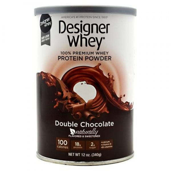 [Designer Whey] Protein Powder Double Chocolate, All Natural