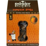 [Doggy Delirious] Natural Dog Treats Pumpkin Bones