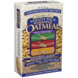 [Glutenfreeda Foods] Instant Oatmeal Variety Pack, 8ct