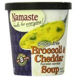 [Namaste Foods] Soup Broccoli & Cheddar, Non Dairy