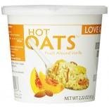 [Love Grown Foods] Hot Oats Peach/Almond/Vanilla