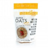 [Love Grown Foods] Hot Oats Cereal, Super Oats, Simply Pure
