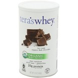 [Teras Whey] Organic Cow Whey Dark Chocolate, Fair Trade  At least 95% Organic