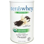 [Teras Whey] Organic Cow Whey Bourbon Vanilla  At least 95% Organic
