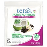 [Teras] Active Nutrition/Recovery Blend Whey Protein, Bourbon Vanilla
