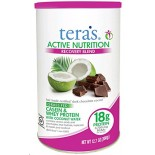 [Teras] Active Nutrition/Recovery Blend Whey Protein, FT Dk Chocolate