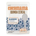 [Cocomama] Quinoa Cereal RTE, Wild Blueberry