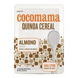 [Cocomama] Quinoa Cereal RTE, Honey Almond