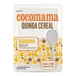 [Cocomama] Quinoa Cereal RTE, Banana Cinnamon