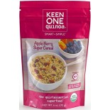 [Keen One Quinoa]  Super Cereal, Apple Berry  At least 95% Organic