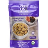 [Keen One Quinoa]  Super Cereal, Cinnamon/Raisin  At least 95% Organic