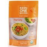 [Keen One Quinoa]  Quinoa, Thai Curry  At least 95% Organic