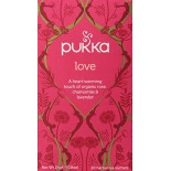 [Pukka Herbs] Herbal Teas Love  At least 95% Organic
