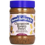 [Peanut Butter & Co] Preserves/Honey/Syrups/Spreads/Butter Cinnamon Raisin Swirl