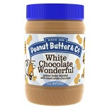 [Peanut Butter & Co] Preserves/Honey/Syrups/Spreads/Butter White Chocolate Wonderful