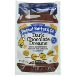 [Peanut Butter & Co] Preserves/Honey/Syrups/Spreads/Butter Dark Chocolate Dreams Sqz Packs