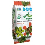 [Gimme] Roasted Seaweed Snacks Sesame  At least 95% Organic