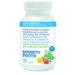 [Smarty Pants] Gummy Vitamins Adult Multivitamin/Omega 3/Vit D