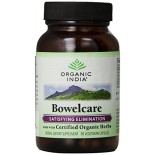[Organic India] Herbal Dietary Supplements Bowelcare  At least 70% Organic