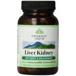 [Organic India] Herbal Dietary Supplements Liver Kidney