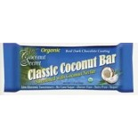 [Coconut Secret] Bars Classic Coconut  At least 95% Organic