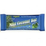 [Coconut Secret] Bars Mint Coconut  At least 95% Organic