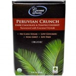 [Coconut Secret] Crunch Bars Peruvian, Dark Choc/Toast Cnut  At least 95% Organic