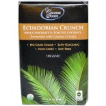 [Coconut Secret] Crunch Bars Ecuadorian, Mlk Choc/Toast Cnut  At least 95% Organic