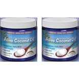 [Coconut Secret]  Coconut Oil,Alive,Extra Virgin  100% Organic