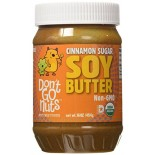 [Dont Go Nuts] Soy Butter Cinnamon Sugar  At least 95% Organic