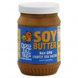 [Dont Go Nuts] Soy Butter Lightly Sea Salted  At least 95% Organic