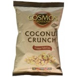 [Cosmos Creations] Puffed Snacks Corn, Coconut Crunch