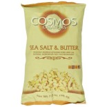 [Cosmos Creations] Puffed Snacks Sea Salt & Butter