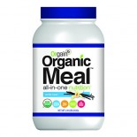 [Orgain] Meal Powder Vanilla Bean  At least 95% Organic