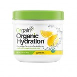 [Orgain] Organic Hydration Powder Lemon Ice  At least 95% Organic