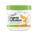 [Orgain] Organic Hydration Powder Orange  At least 95% Organic