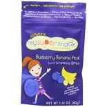 [My Super Snack] Soft Granola Bites Blueberry Banana Acai