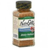 [Nutrasalt]  Sea Salt, Zesty Italian, Low Sodium