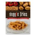 [Veggie Fries] Classic Cut Chickpea & Red Pepper