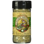 [Engage Organics] Salt-Free Seasoning Blends Garlicsaltless  100% Organic