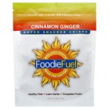 [Foodie Fuel] Super Snacker Crisps Cinnamon Ginger