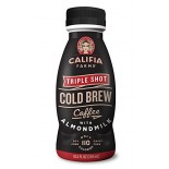[Califia Farms] Pure Iced Coffee w/Almond Milk Cold Brew,Tripple Shot