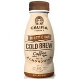 [Califia Farms] Pure Iced Coffee w/Almond Milk Cold Brew, Dirty Chai