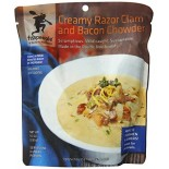 [Fishpeople] Bisques & Chowders Razor Clam & Bacon Chowder