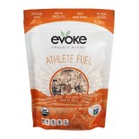 [Evoke]  Muesli, Athlete Fuel  At least 95% Organic
