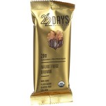 [22 Days Nutrition] Gold Protein Bars Walnut Fudge Brownie  At least 95% Organic